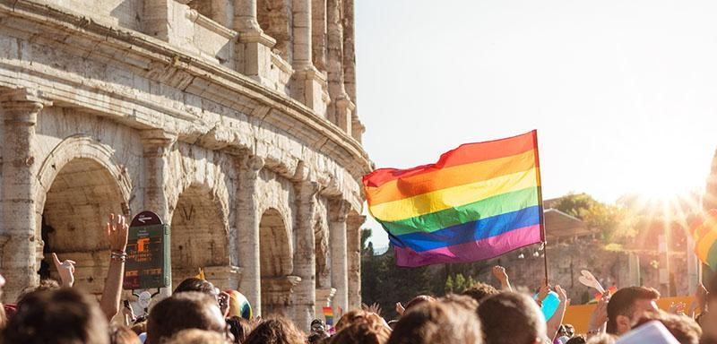 A-pride-flag-waves-in-front-of-a-building