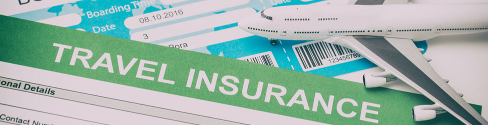 Get insurance for your travels.