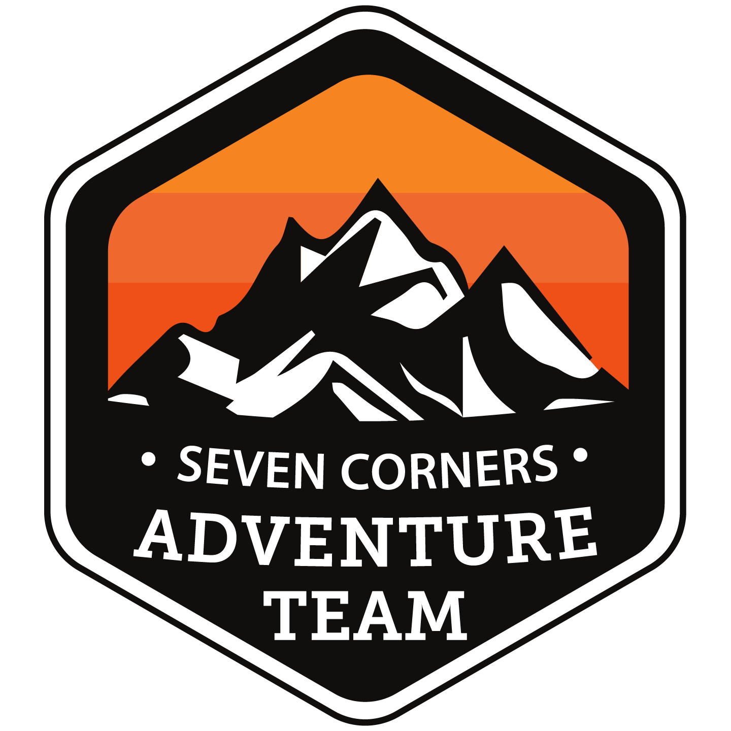 Seven Corners Adventure Team logo