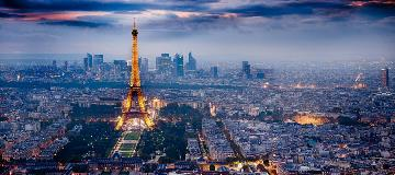Visit France on a student