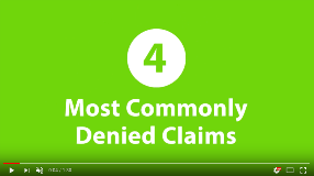 4 Commonly Denied Claims