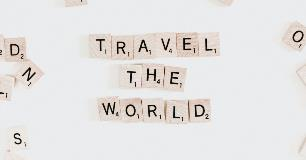 Text-blocks-that-say-travel-the-world
